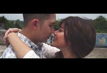 Aldous & Dessy Prewedding Video Klip by GoFotoVideo