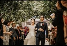 Tio & Celia Same Day Edit Wedding at Santika Premiere Hayam Wuruk by AKSA Creative