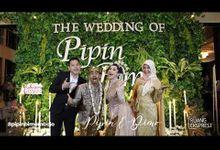 Wedding photobooth 3D Pipin & Bimo 15 Juni 2019 by Ruang ekspresi