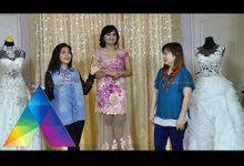 Tayangan Di Trans TV 25 Februari 2016 by Magdalena Young Bridal