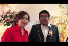 Wedding Organizer Gideon & Valicia 9 Sept 18 by Fedora Organizer