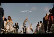 Steve & Gabby wedding Film by Koncomoto
