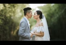 Nick & Ihnhee Bali Wedding by Lentera Wedding