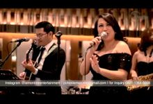 AYANA INTERCONTINENTAL The wedding of Niko and Marghanita by Lemon Tree Entertainment