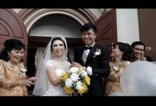 A Glimpse of Grein & Anggel Wedding by Fishdom Works