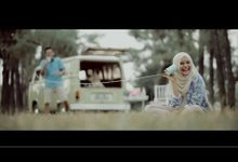 Ricky & Intan Prewedding Clip by i'Lite videography