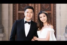 Ivan & Levina Live Streaming by Connectied Virtual Wedding