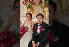 The Wedding Of Rico & Anggi by Finest Organizer