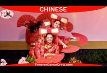 Traditional Modern & LED Dancer Wedding Organizer Jakarta by Forever Dance Crew Wedding Jakarta