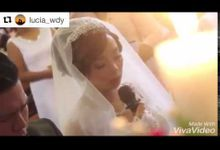 Video Wedding Day Lucia and Marwin by Luminous Bridal Boutique