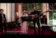 The Wedding Of Rizky & Wini by Starlight Entertainment