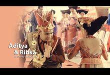 Cinematic Wedding Aditya & Ribka by Clarity Videography