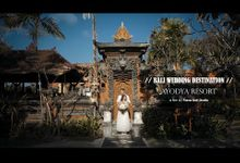 // HIGHLIGHT // Elopement Video at Ayodya by Paras Bali Studio