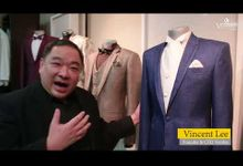 Video: Contoh Karakter Unik Sebuah Jas by Ventlee Groom Centre
