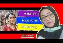 Makeup Solo Putri Modifikasi by Sarah MakeUp Studio