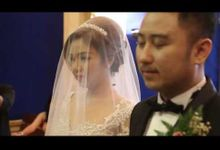 Januar & Brenda Wedding Day by CS Photography