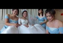 Video wedding - Randy Catherine by My Story Photography & Video