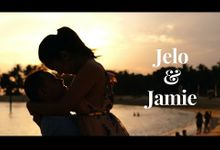 Singapore Pre Wedding Videography at Sentosa Beach with Jelo and Jamie by Peach Frost Studio