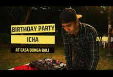 Birthday Party of Icha (Indonesia) by DJ PID