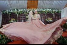 Cinematic Wedding Andriana dan Andhika by Creative Fotografi