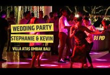 Wedding Party for Stephanie & Kevin (Indonesia) by DJ PID