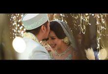 Video Pernikahan Thania & Keenan by Impresif Indonesia