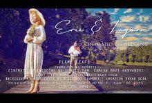 Cinematic Story Prewedding Eris & Lagon by Flame Leafs