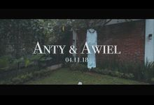 Awiel & Anty Wedding Day by Lalu Senja Pictures