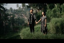 Bali Couple Session - Krishna & Dyah by Lentera Wedding