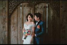VIDEO WEDDING BALI by Maxtu Photography
