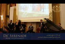 THE WEDDING OF YUSUF WIJAYA & DESY HARNITA by De Serenade Entertainment