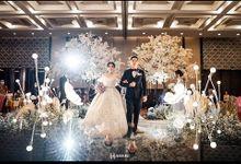 Cindiy & Ricky Wedding Highlight by Huemince