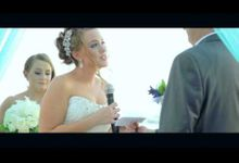Russell & Crystal : Wedding Clip by I Love Bali Photography
