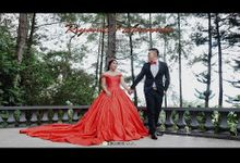 Prewedding of Amanda & Riyandi by Digibox Studio