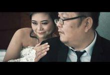Cinematic Wedding Clip Of Handoko & Novi by Retro Photography & Videography