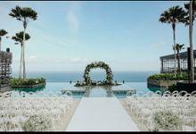 The Wedding  of Pink & Bobby by Alila Villas Uluwatu
