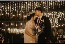 Rina & Danang Wedding Movie at Green Andara by AKSA Creative