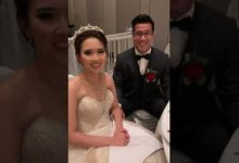The Wedding Of  Rezady & Jovin by Finest Organizer