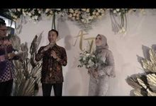 Engagement clip of Adinda & Tama by Alexo Pictures