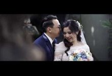 Ricky & Sasa Wedding Movie by AKSA Creative
