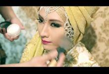 Faisal & Dinda Wedding highlight by Ivory Photo-Video-Live Shooting