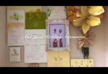 The Wedding of Larasanti & Aditya by CONSERVÉ FLOWER PRESERVATION