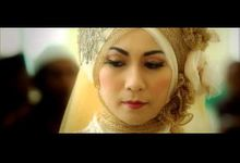 yessi and danang wedding highlight by milikita photography and videography service