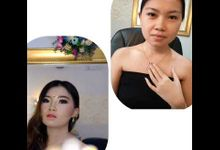 Engagement Makeup by KIN NUMBER BEAUTY LOUNGE & STUDIO