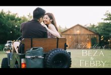 Prewedding of Beza & Febby by Kama Photography