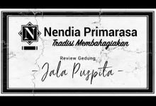 Review Gedung Graha Jala Puspita oleh Nendia Primarasa by Nendia Primarasa Catering
