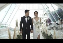 Wedding video - Hans & Monique by My Story Photography & Video