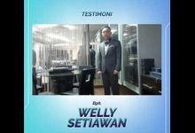 Mr.Welly Setiawan by Ventlee Groom Centre