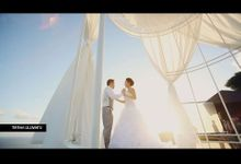 Wedding John & Louise by Bali Red Photography
