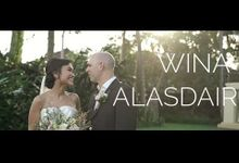 Wina And Alasdair Wedding by Movilicious